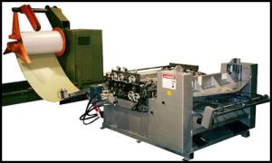 Cut-To-Length line Model C6016-600