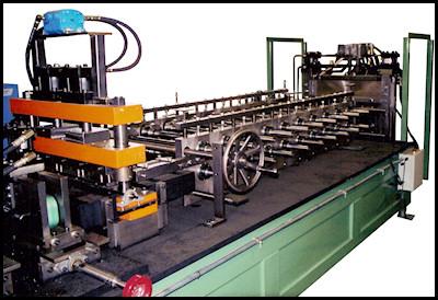 Basic On-Time Rollformer