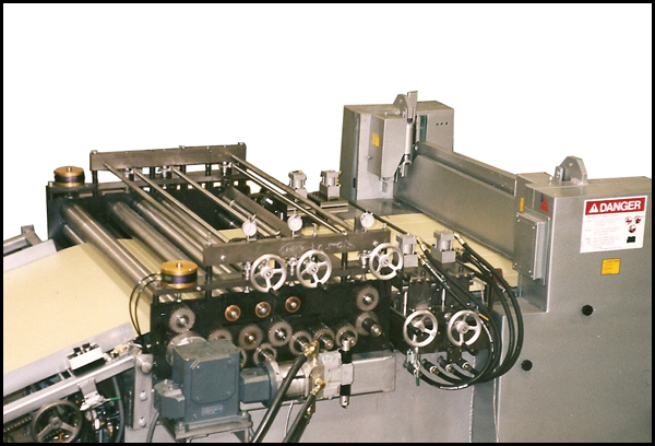 Feeder Straightener with Cut-to-Legnth
