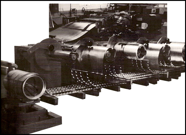 Programmable Slit Amp Shear American Sheet Metal Equipment