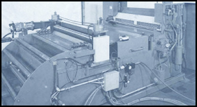Double Slack Loop Cut To Length Lines Programmable Roll Feed