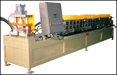 Variable Head Rollformer