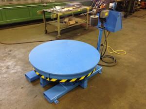 6,000 lb. Pallet Uncoiler